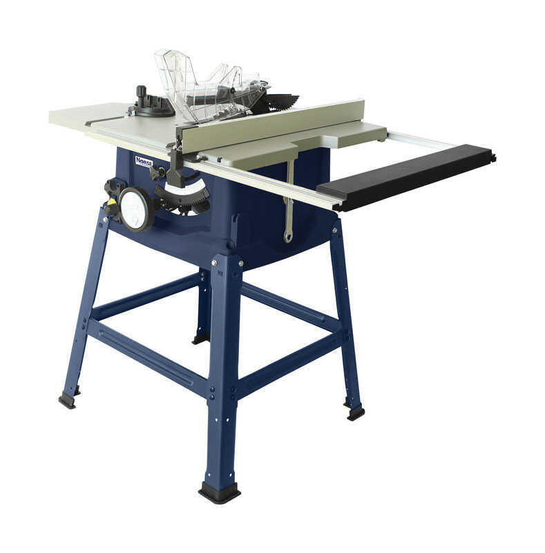 C.H. Hanson  Norse  10 in. Corded  Stationary  Table Saw  120 volt 2 hp 5000 rpm