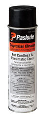 Paslode  Odorless Scent Cordless Tool Degreaser  12 oz. Spray