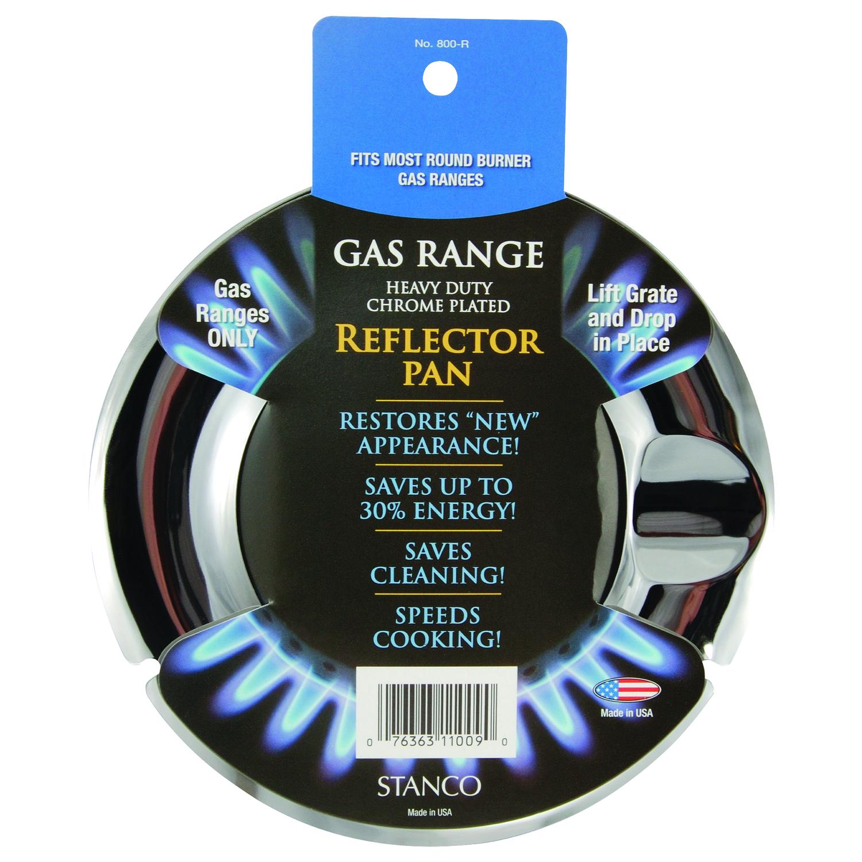Upc 076363110090 Stanco Metal Prod 800 R Round Reflector