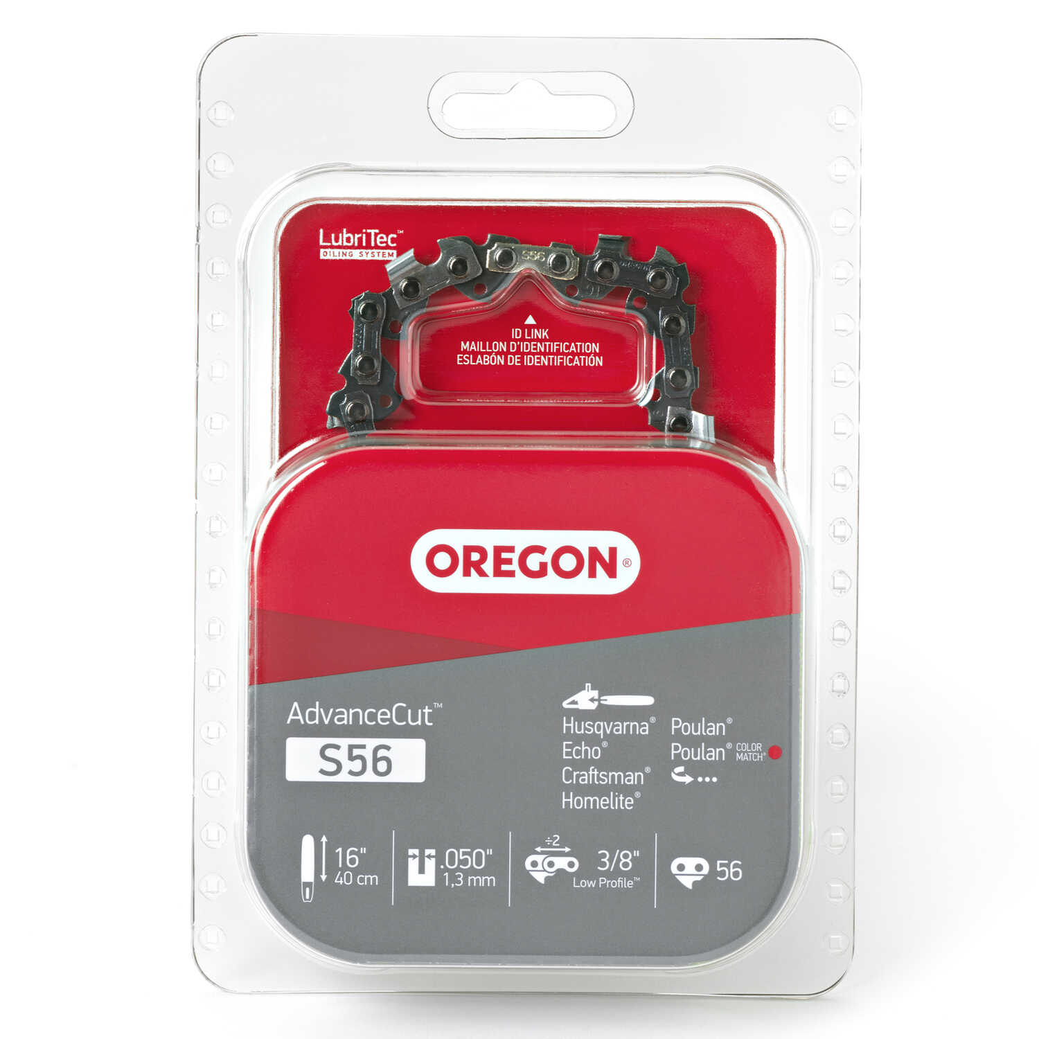 Oregon Advance Cut 16 in  56 links Chainsaw Chain - Ace Hardware