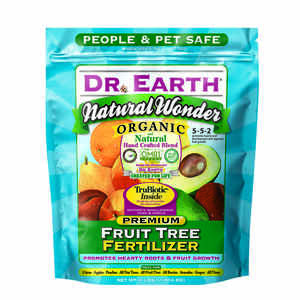 Dr. Earth  Natural Wonder  Granules  Organic Fruit Maker  4 lb.