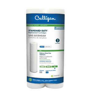 Culligan  Level 4 Sediment  Replacement Filter Cartridge  For Whole House 8000 gal.