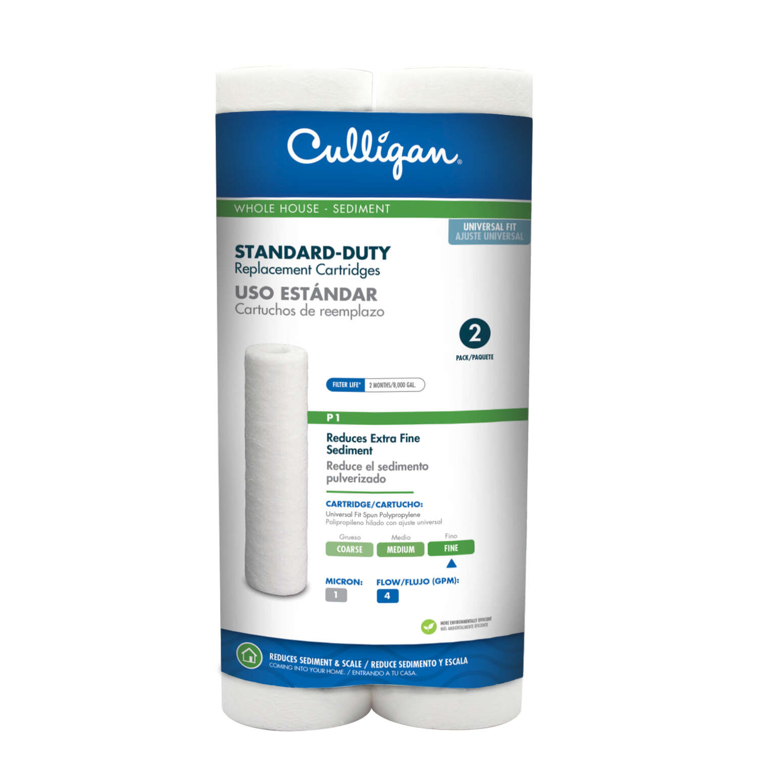 Culligan  Whole House  Whole House Filter Housing  For Culligan HF-150, HF-160, HF-360, HF-365