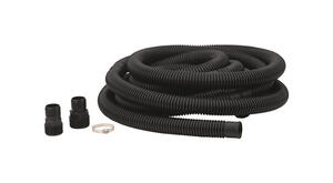 Drainage Industries  Prinsco  Plastic  Discharge Hose Kit  1-1/4 in. Dia. x 24 ft. L
