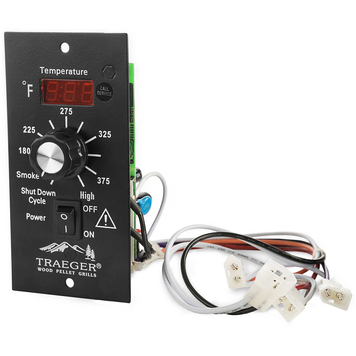 Traeger  Metal  Digital Controller Kit