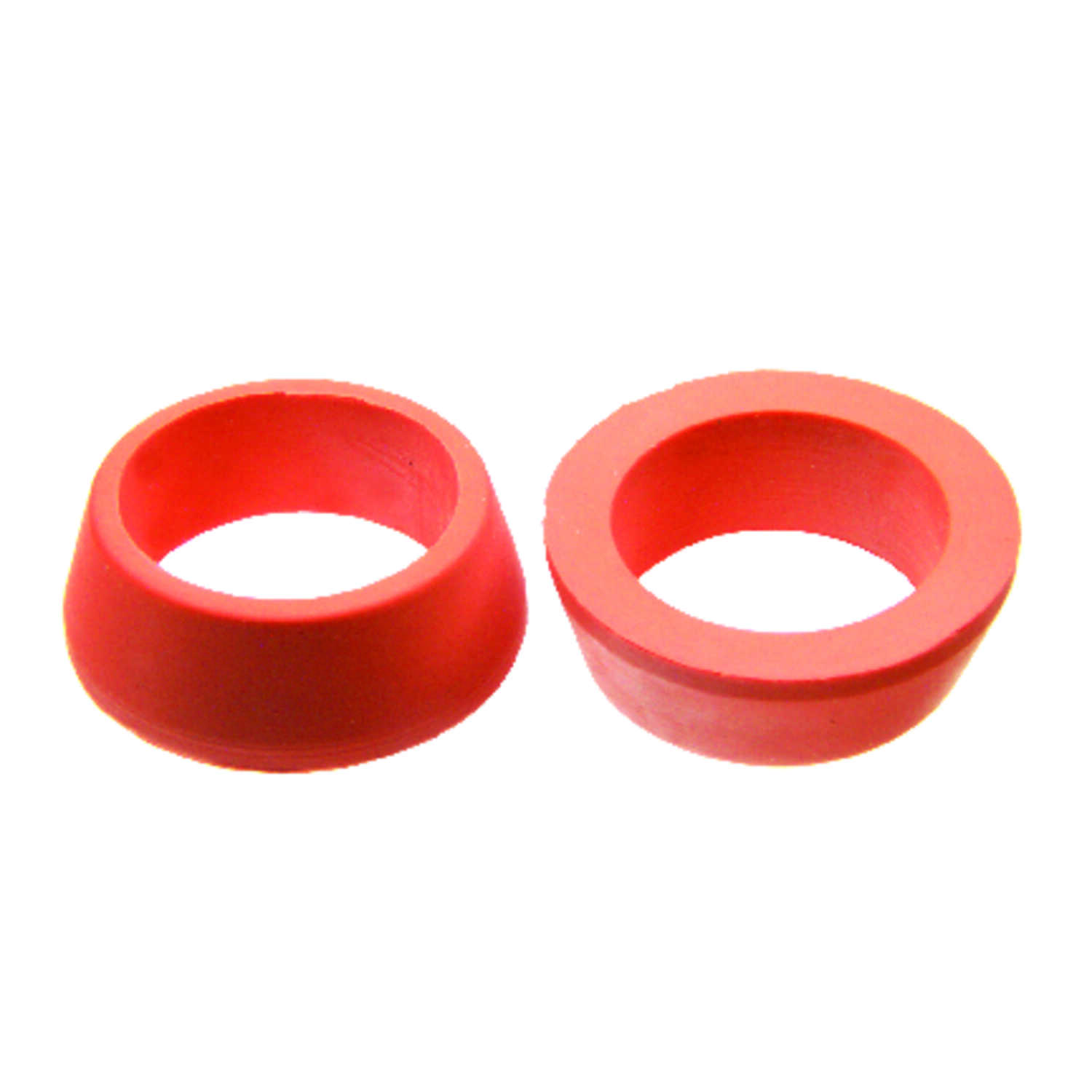 Danco  19/32 in. Dia. Rubber  Washer  1 pk