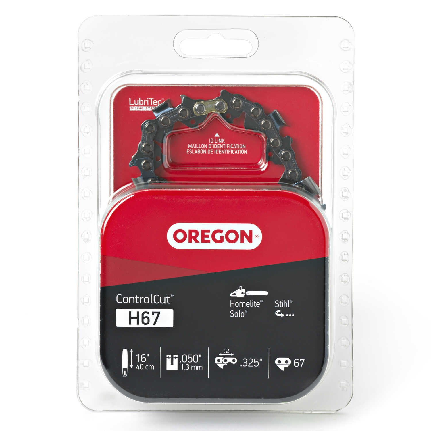 Oregon  16 in. 67 links Chainsaw Chain
