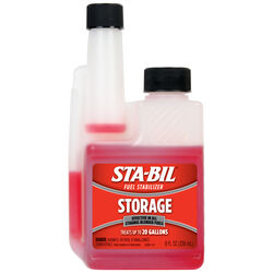 Sta-Bil  Gasoline  Fuel Stabilizer  8 oz.