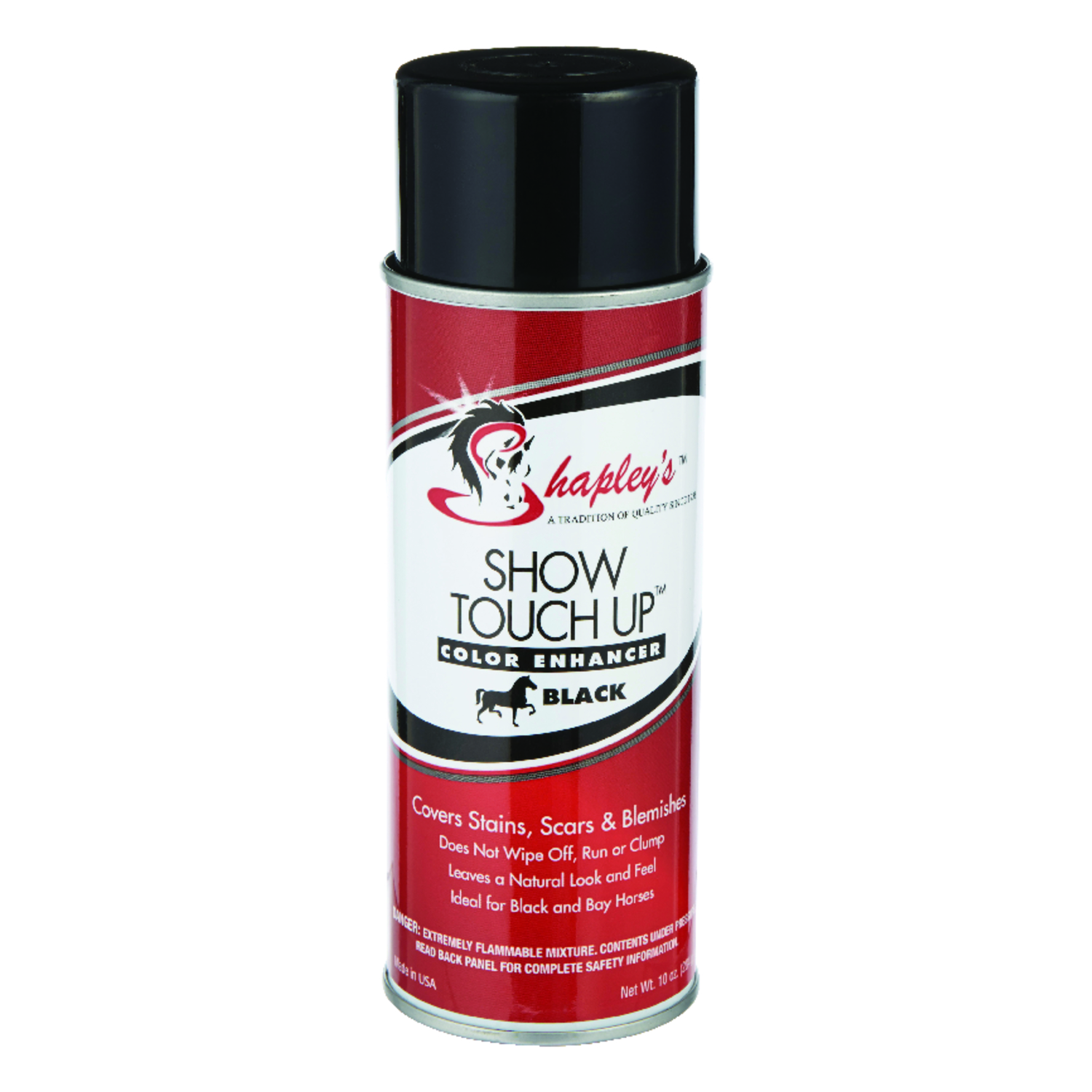 Shapley's  Show Touch Up  Liquid  Color Enhancer  For Horse 10 oz.