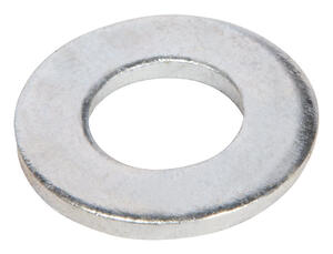 Hillman  Zinc-Plated  Steel  1/2 in. SAE Flat Washer  50 pk