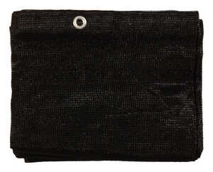 Ace  Black  Polypropylene  10 ft. L x 10 ft. W Shade Cloth