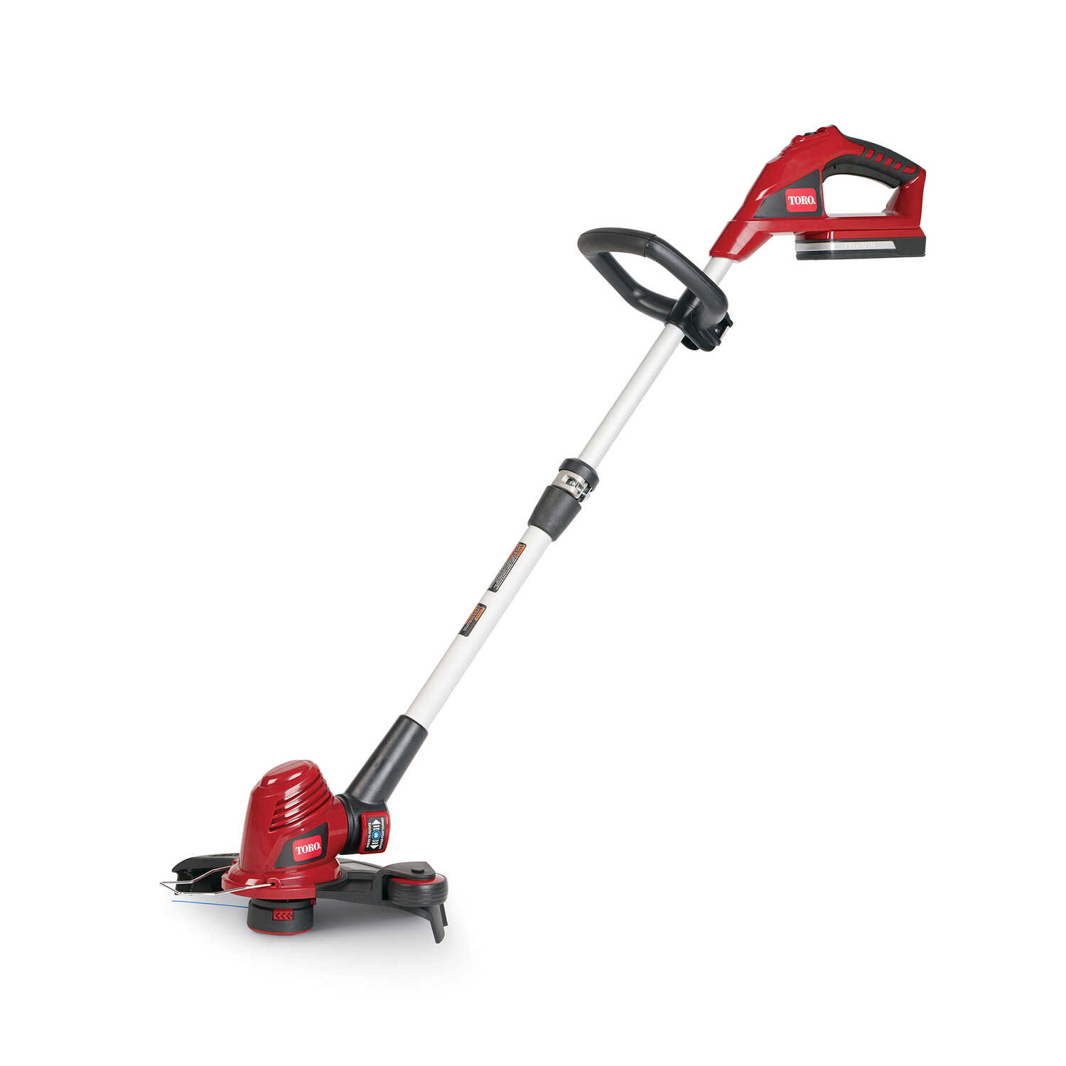 Toro  Rotating Shaft  Battery  String Trimmer