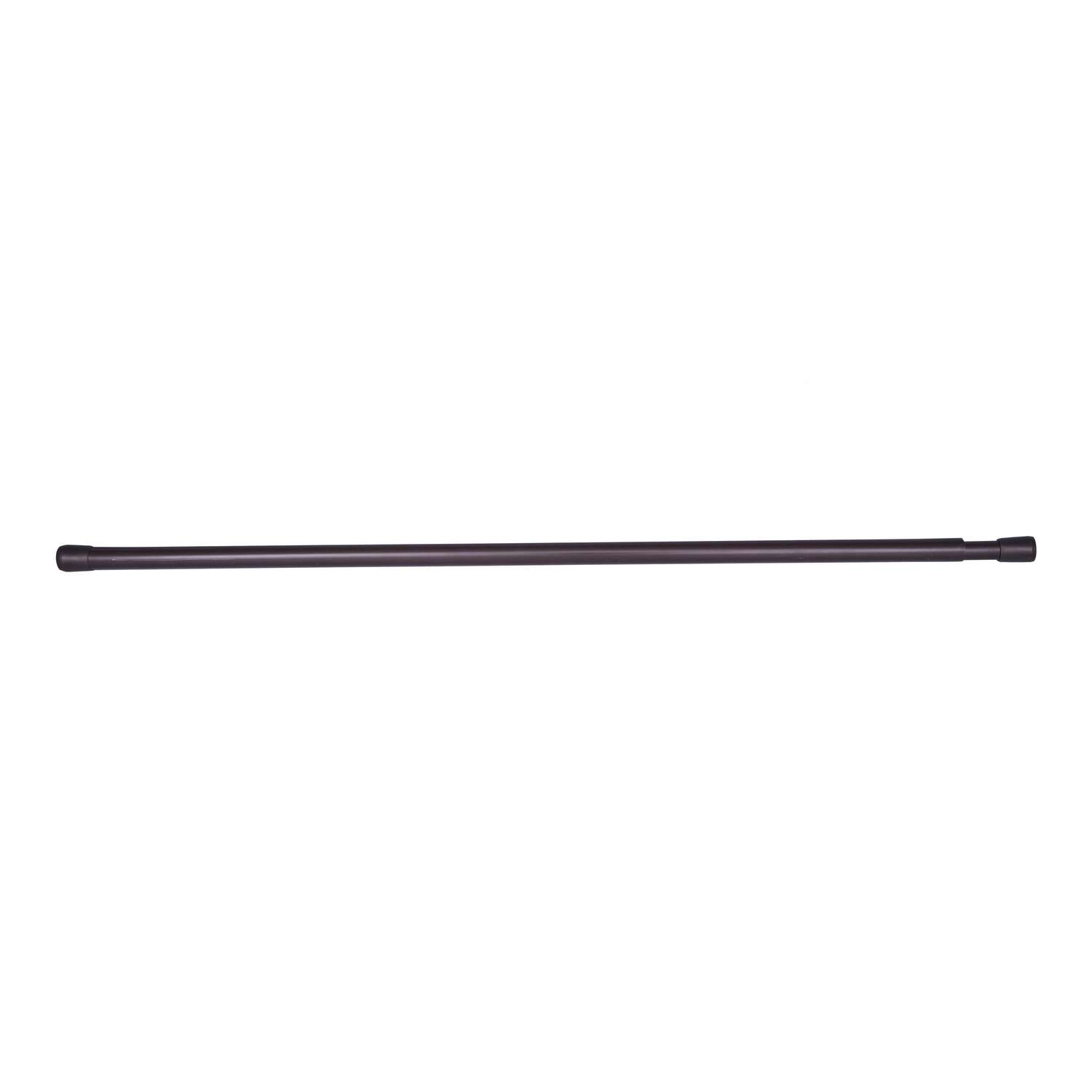 Kenney Brown Carlisle Tension Rod 48 in. L x 75 in. L