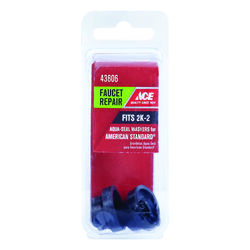 Ace 1/2 in. Dia. Plastic Aqua-Seal Washers 2 pk