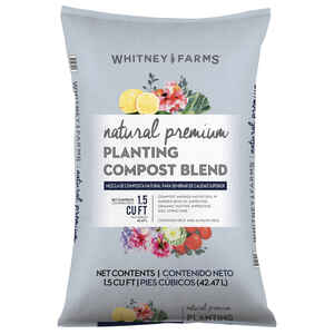 Whitney Farms  Organic Compost  1.5 cu. ft.