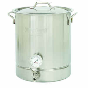 Bayou Classic  Home Brew Kettle  Stainless Steel