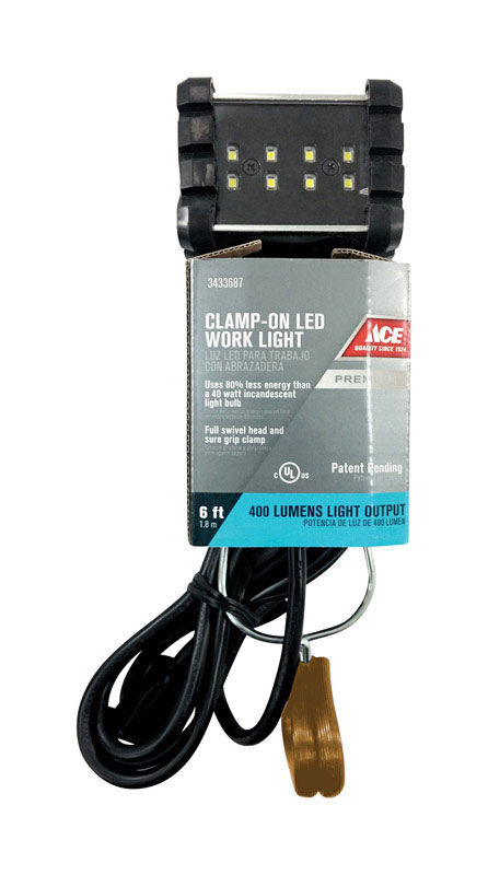 Ace  LED  Clamp Lamp