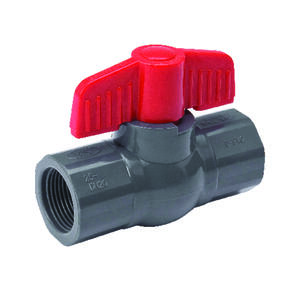 Mueller  PVC  Threaded  Ball Valve