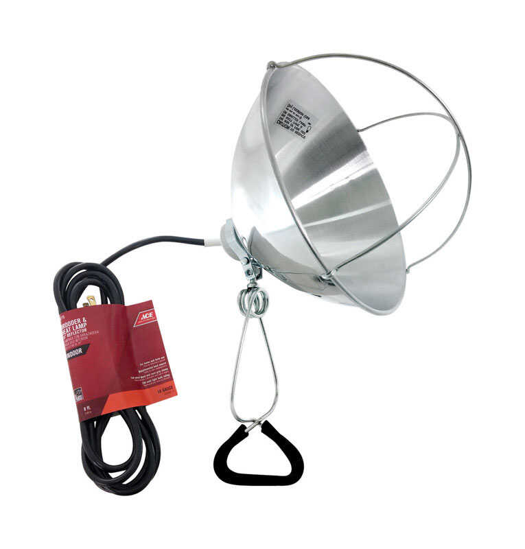 Ace 250 Watts Brooder And Heat Lamp Ace Hardware