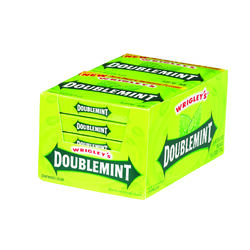 Wrigley's Doublemint Chewing Gum 15 pc.