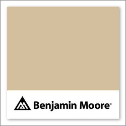 Benjamin Moore Blanched Almond 1060