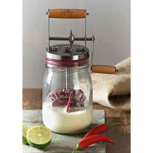 Kilner  Regular Mouth  Collection Jar  34 oz. 1 pk