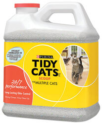 Tidy Cats  Fresh and Clean Scent Cat Litter  20 lb.