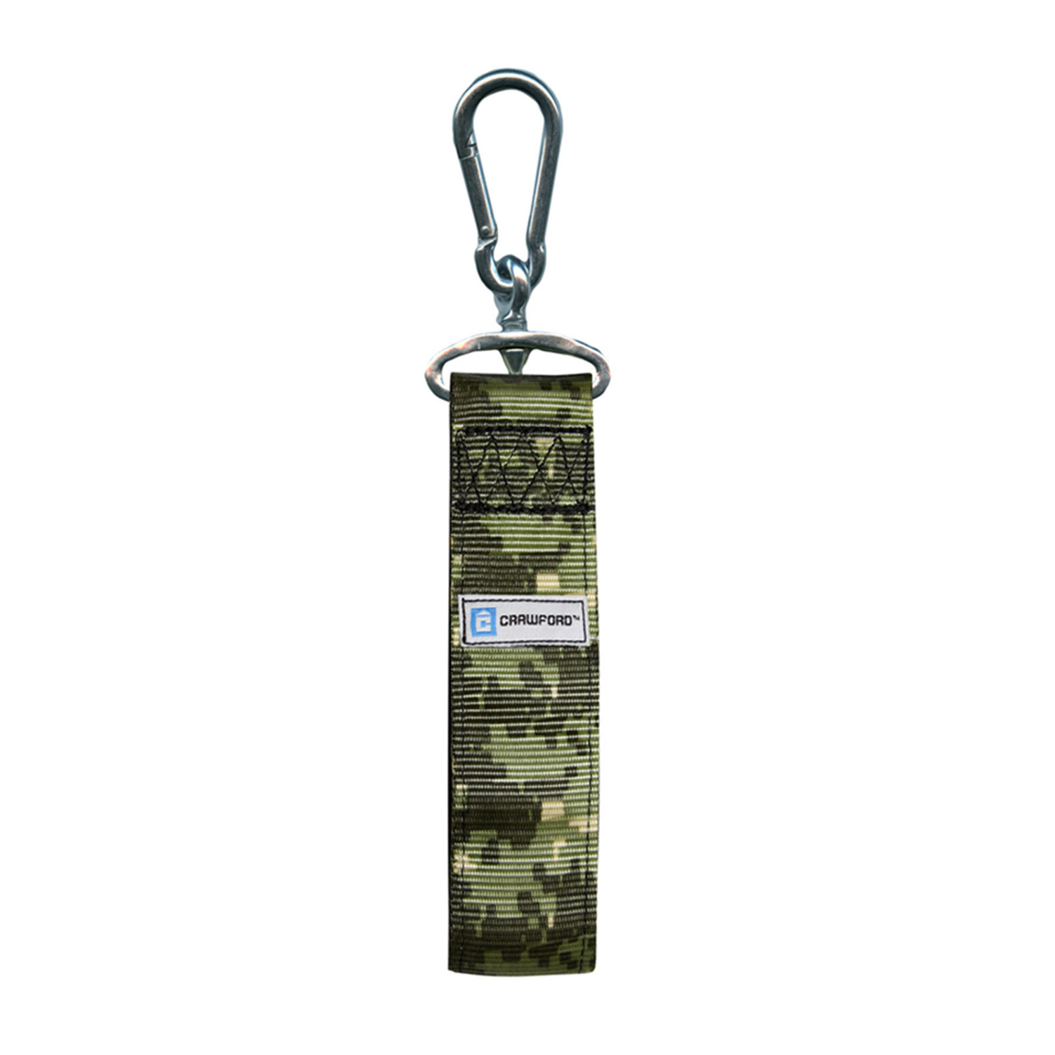 Crawford  1.73 in. W x 36 in. D Camo  1 pk 200 lb. 200 lb. Storage Straps