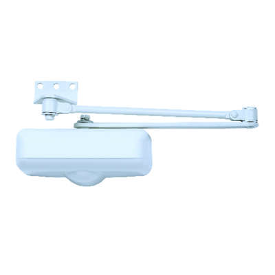Tell  Powder Coated  Steel  Hydraulic  Door Closer  Grade 3