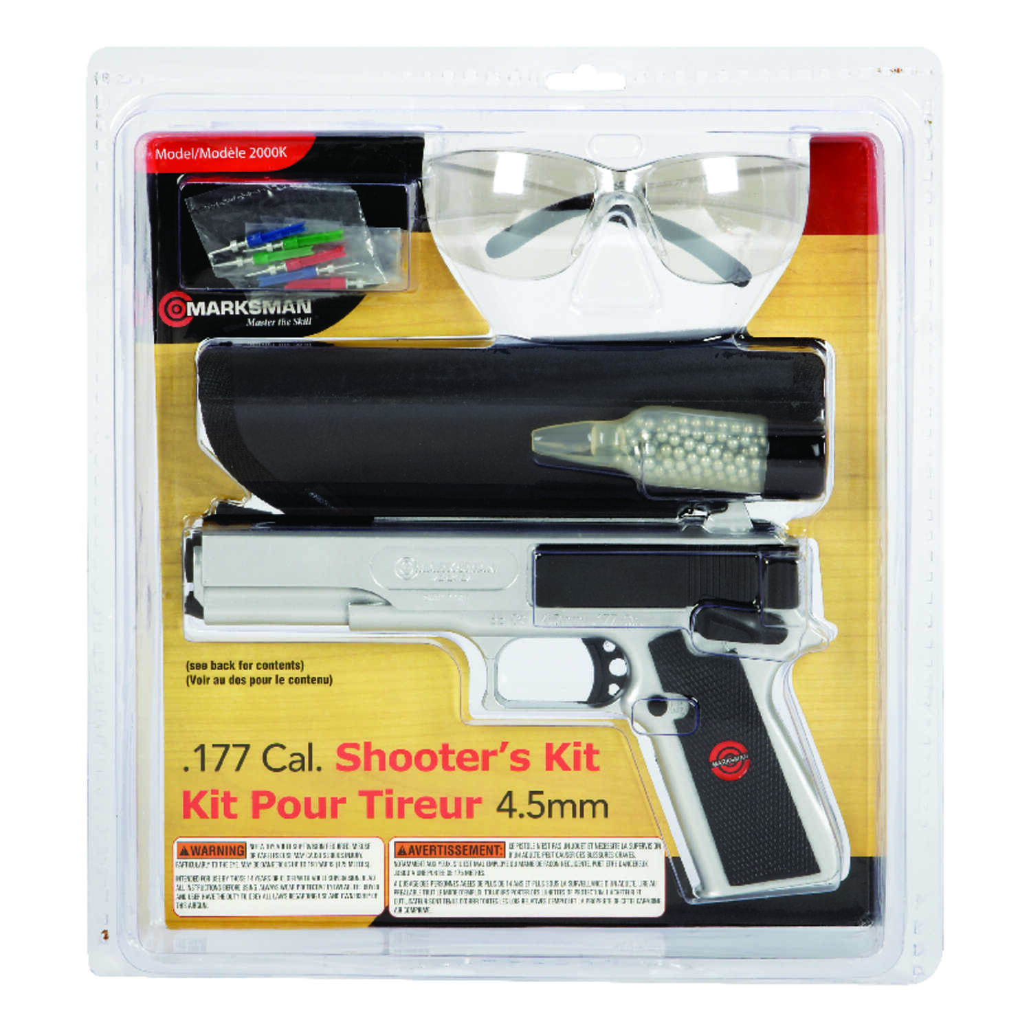Marksman  0.177  200  Air Pistol  1