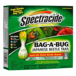 Spectracide  Bag-A-Bug  Insect Trap