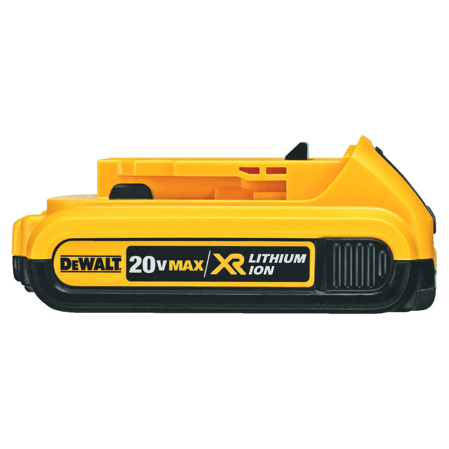DeWalt  20V MAX XR  20 volt 2 Ah Lithium-Ion  Compact Battery Pack  1 pc.