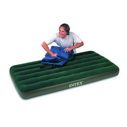 Intex  Air Mattress  Twin  Pump Included