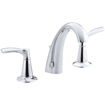 Kohler  Mistos  Polished Chrome  Widespread  Lavatory Faucet  8in. to 16 in.