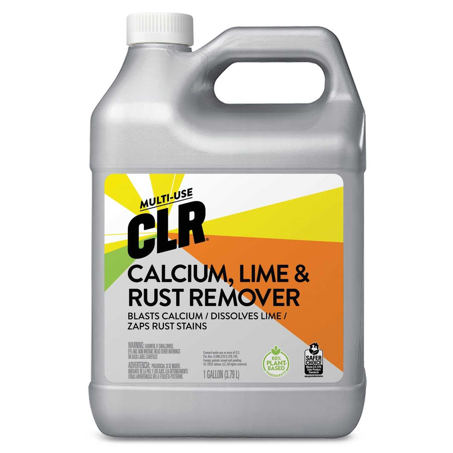 CLR  128 ounce  Calcium, Lime and Rust Remover