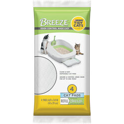 Tidy Cats  Breeze  Fresh and Clean Scent Cat Litter Pads