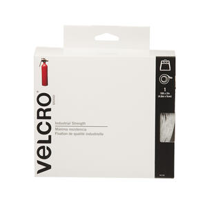 Velcro Brand  Hook and Loop Fastener  180 in. L 1 pk