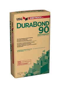USG  Sheetrock DuraBond 90  Natural  Joint Compound  25 lb.
