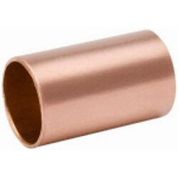 Mueller Streamline 1/2 in. Solder x 1/2 in. Dia. Solder Wrought Copper Coupling