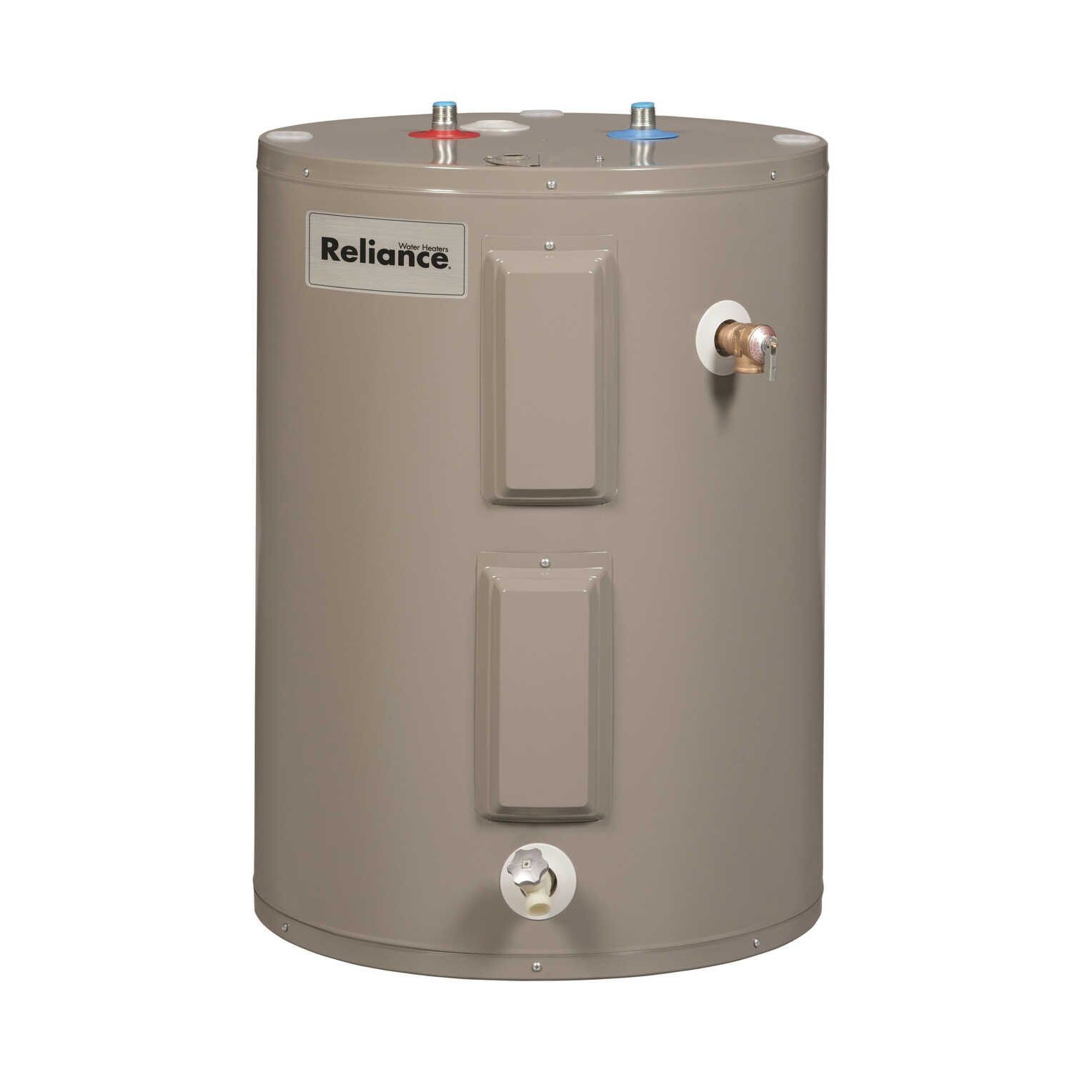 Reliance  Electric  Lowboy Water Heater  30 in. H x 20 in. W x 20 in. L 28 gal.