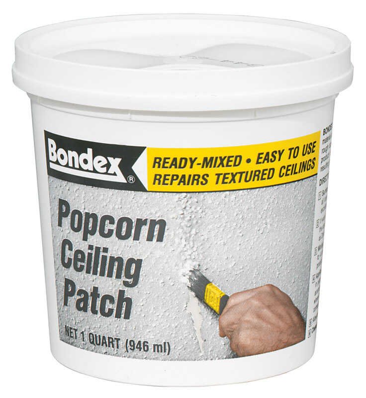 Bondex  Ready to Use White  Patch  1 qt.