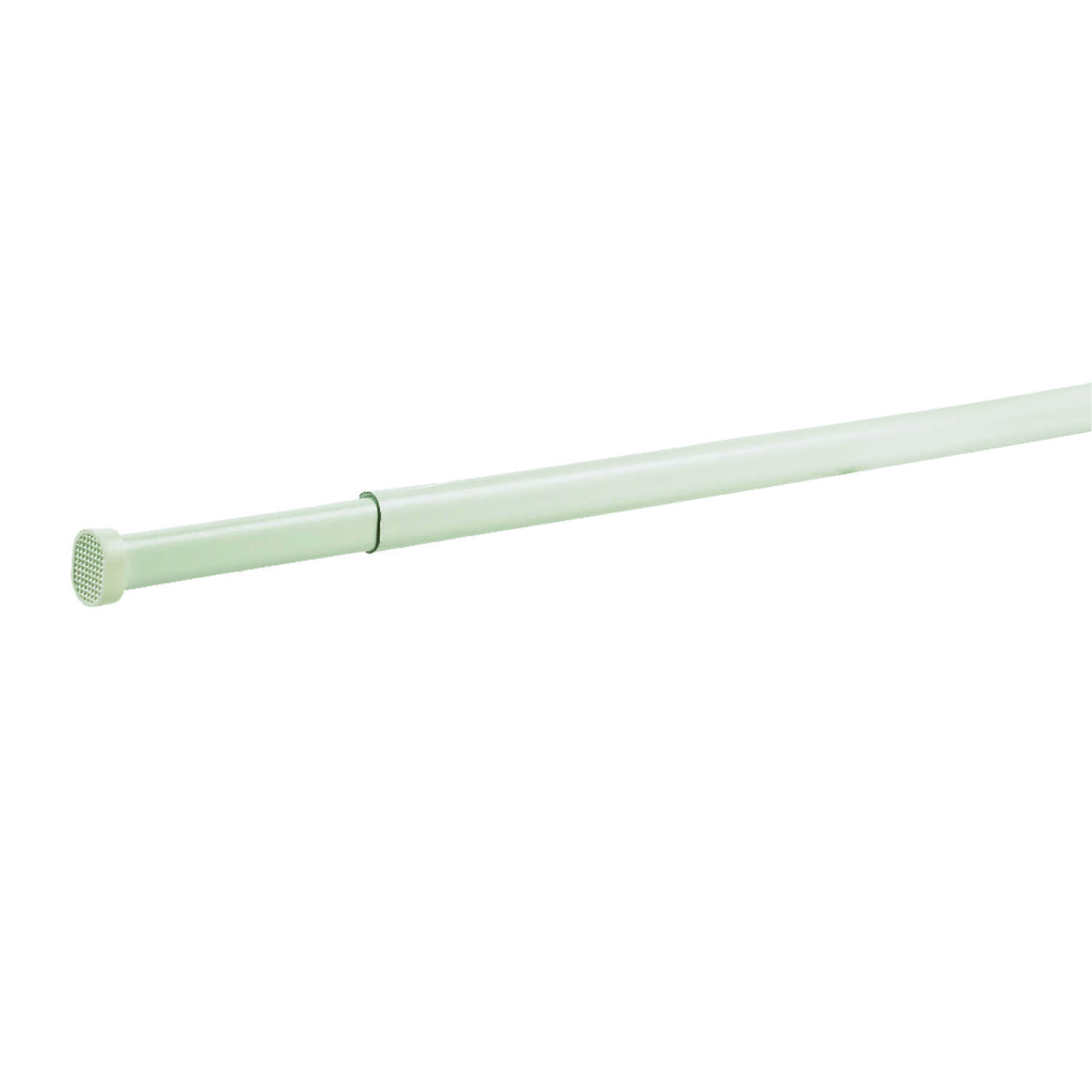 Kenney  Enamel  White  Tension Rod  22 in. L x 36 in. L