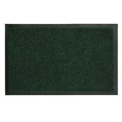 Sports Licensing Solutions Fanmats 28 in. L x 18 in. W Green Ribbed Nonslip Utility Mat