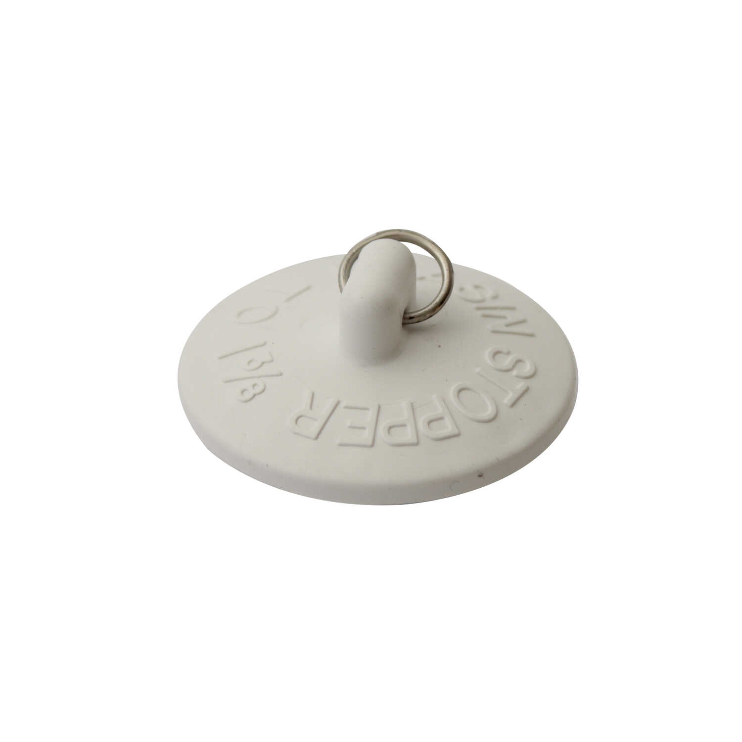 Ace  1 in. Dia. Rubber  Sink Stopper