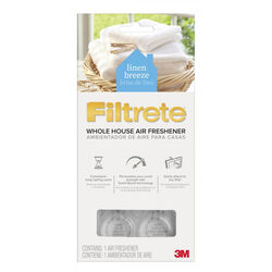 3M Filtrete Linen Breeze Scent Whole House Air Freshener 1 pk