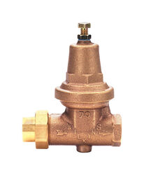 Zurn  Wilkins  Female Copper Sweat Union  Water Pressure Reducing Valve  FNPT