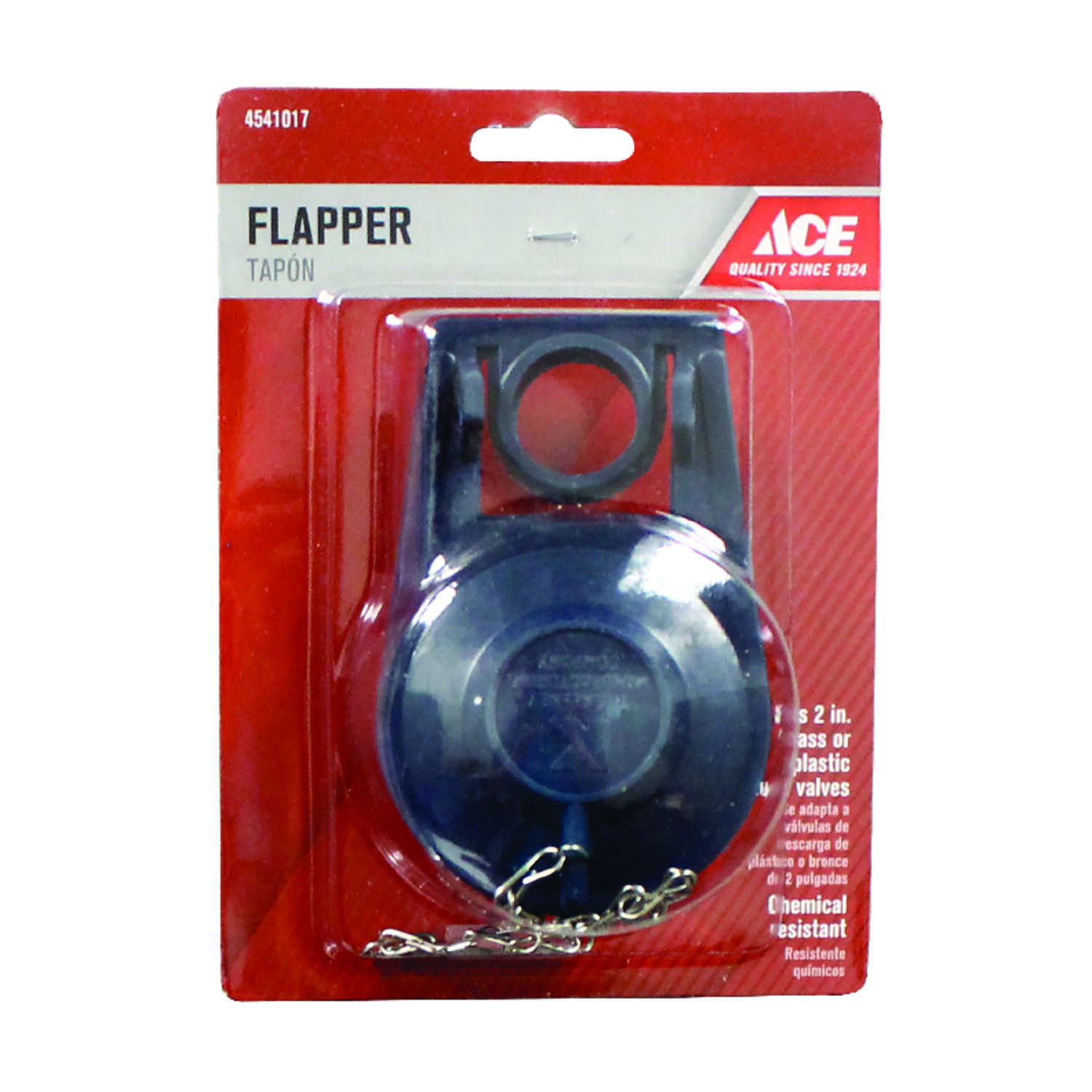 Ace  Flapper  Rubber