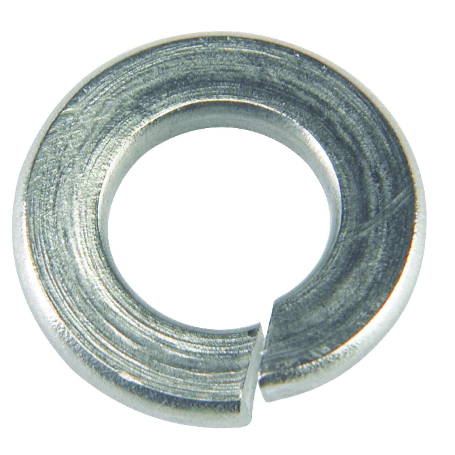 HILLMAN  Stainless Steel  Split Lock Washer  100 each 1/4 in. Dia.