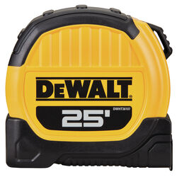 DeWalt  25 ft. L x 1.125 in. W Tape Measure  1 pk