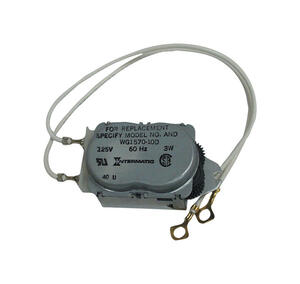 Intermatic  Outdoor  Replacement Timer Motor  125 volt Gray